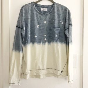 [O n e•Te a s p o o n] Tye Dye Long Sleeve Top